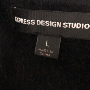 Express Sweaters - Express Design Studio Angora shrug L